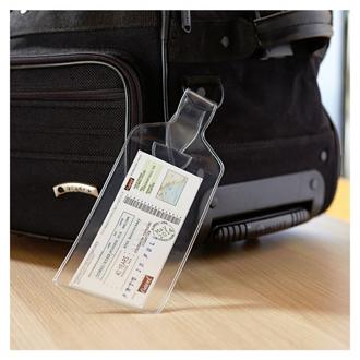 Customized Cruise Line Luggage Tag
