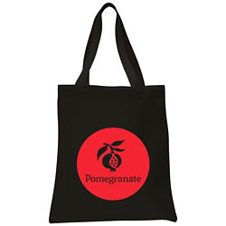Customized Coloured Promotional Tote Bag
