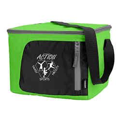 Customized Koozie® Sporty Six Pack Kooler