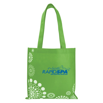 Customized Poly Pro Printed Tote