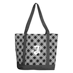 Customized Poly Pro Printed Boat Tote