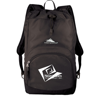 Customized High Sierra® Synch Backpack