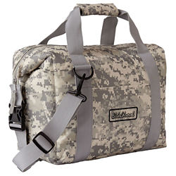 Customized Ice River Pro Cooler in Digital Camo