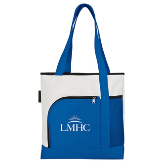 Customized Color Bright Large Tote Bag