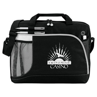 Customized Crunch Briefcase