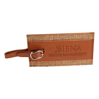 Customized Sierra™ Luggage Tag