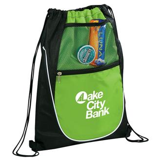 Customized The Locker Drawstring Cinch Backpack