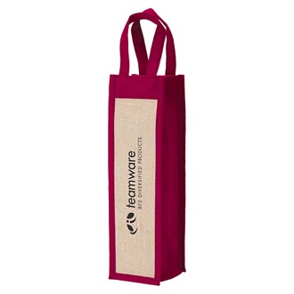 Customized Napa Wine Gift Tote