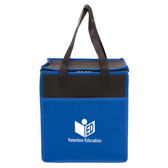 Customized Tote-It-All Colorful Cooler