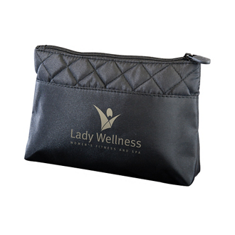 Customized Microfiber Let's Makeup Bag