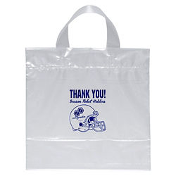Customized Fox Plastic Tote