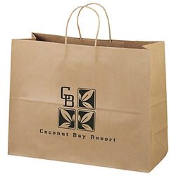 Customized Vogue Eco Shopper
