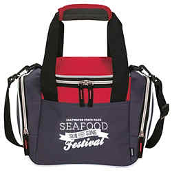 Customized Koozie® Lunch Duffel Kooler
