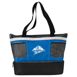 Customized Atchison® Double Decker Cooler Tote