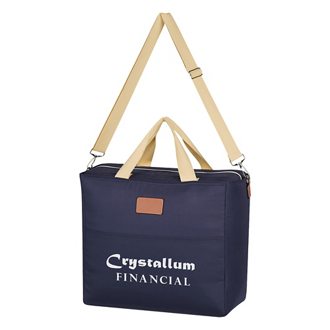 Customized Hefty Kooler Tote Bag