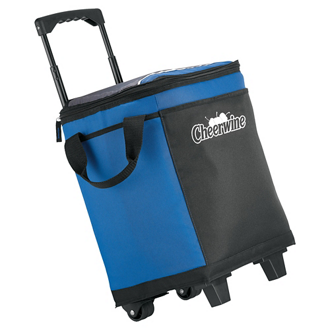 Customized California Innovations® 32 Can Rolling Cooler