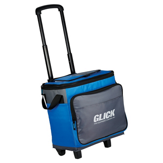 Customized Arctic Zone® 35 Can Rolling Cooler