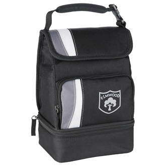 Customized Arctic Zone® Dual Compartment Lunch Cooler