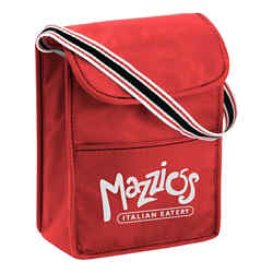 Customized Color Band Lunch Bag Cooler