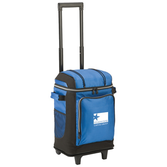 Customized Coleman® 42 Can Soft-Sided Wheeled Cooler