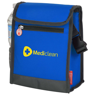 Customized Coleman® Basic 5 Can Lunch Cooler