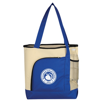 Customized Around the Bend Tote Bag
