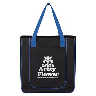 Customized The U-Turn Tote Bag