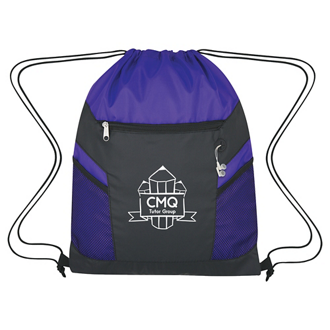 Customized Ripstop Drawstring Bag