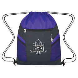 Customized Ripstop Drawstring Bag