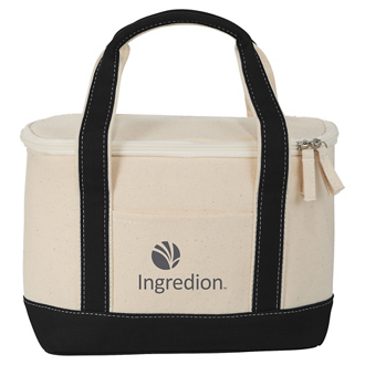 Customized Cotton Lunch Cooler