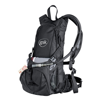 Customized High Sierra® Drench Hydration Pack