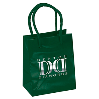 Customized Jewel Paper Bag