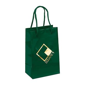 Customized Gem Paper Bag
