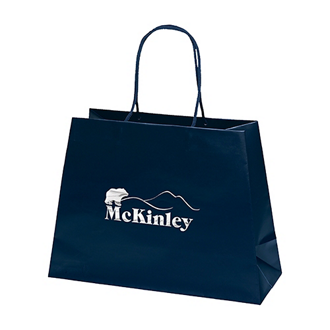Customized McKinley Paper Bag