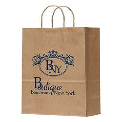 Customized Manhattan Paper Bag
