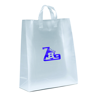 Customized Jupiter Plastic Bag