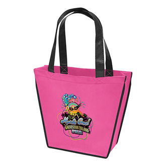 Customized Carnival™ Tote Bag Full Color