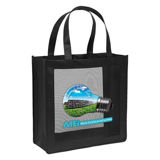 Customized Crowne Tote Bag - Full Color