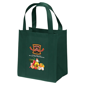 Customized Little Thunder® Tote Bag - Full Color