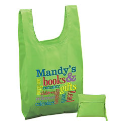 Customized T-PAC™ Tote Bag Full Color