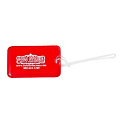 Customized Patent Luggage Tag