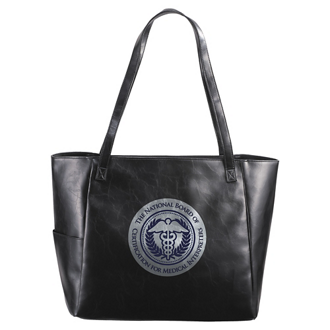 Customized Classic Vinyl Business Tote