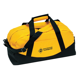 Customized Medium Classic Cargo Duffel Bag