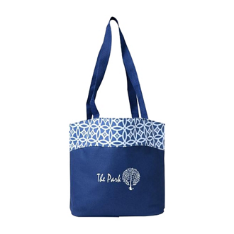 Customized Vegas Valley Tote Bag