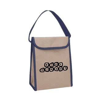 Customized Kraft Lunch Bag