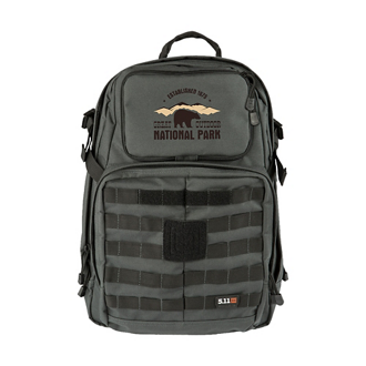 Customized 5.11 Tactical Crush 24 Backpack