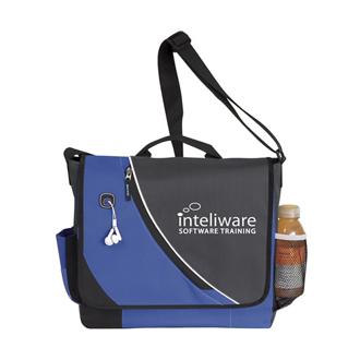 Customized Atchison® Slalom Messenger Bag
