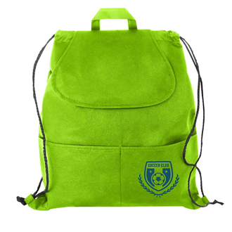Customized Non-Woven Flap Sport Pack