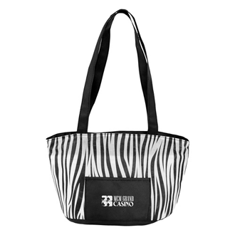 Customized Patterned Lunch To Go Bag