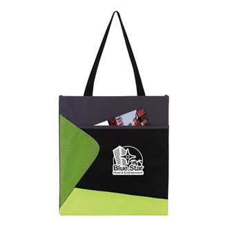 Customized Color Pop Convention Tote